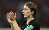 A vorbit imediat dupa ce a eliminat Rusia despre plecarea lui Cristiano Ronaldo de la Real Madrid! Ce a spus Luka Modric