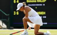 """Declaratie surprinzatoare a Simonei Halep dupa eliminarea de la Wimbledon: """"Daca respectam tactica lui Darren, castigam!"""""""