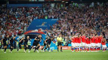 """""""Nu-mi puteam imagina un final atat de frumos!"""" Un jucator din nationala Rusiei s-a retras din fotbal dupa infrangerea cu Croatia"""