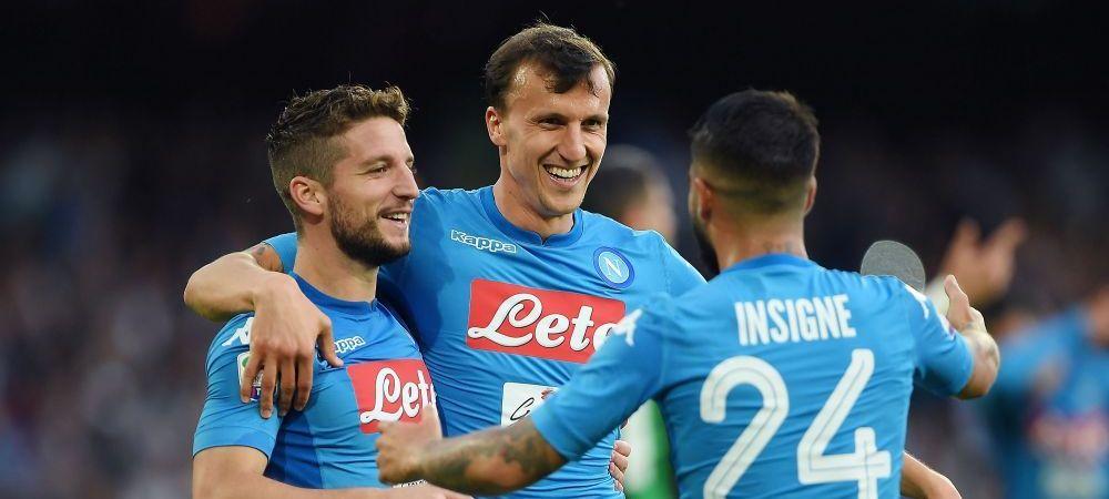 Ancelotti nu-l vrea pe Chiriches! Anuntul facut de Gazetta dello Sport: romanul pleaca de la Napoli! Prima oferta primita