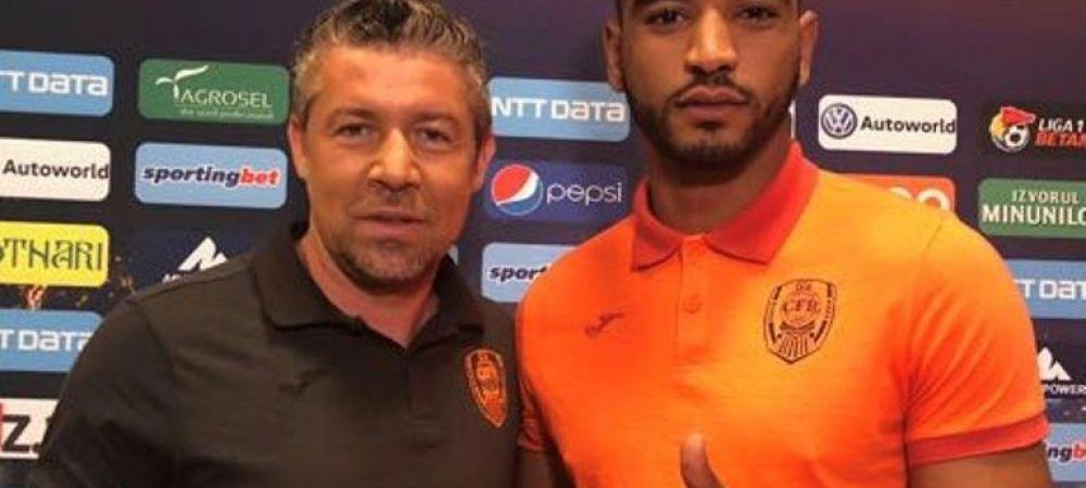 """CFR raspunde dupa ce Omrani a semnat prelungirea: """"Nu exista un contract cu FCSB! Daca jucatorul a fost contactat de ei, vom discuta cu avocatii!"""""""