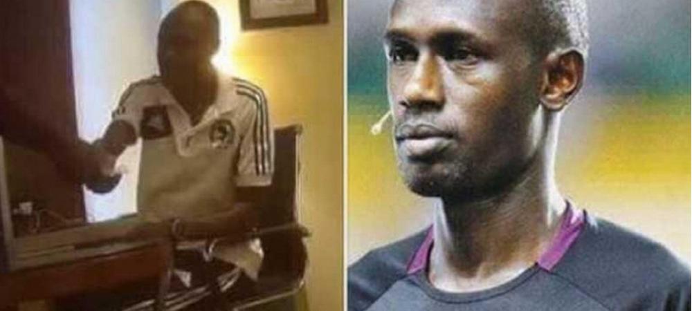 Arbitru de Mondial, INTERZIS pe viata din fotbal dupa ce a fost filmat ca lua MITA!