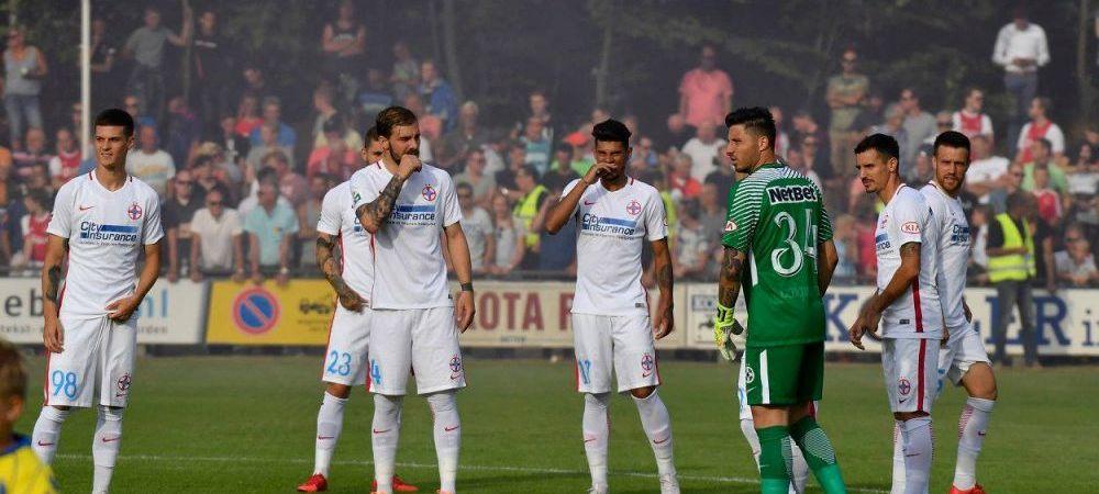 VIDEO: FCSB 1-2 PAOK | GOOOOOL MAN! FCSB a pierdut primul amical din aceasta vara. Apararea a tremurat grav tot meciul