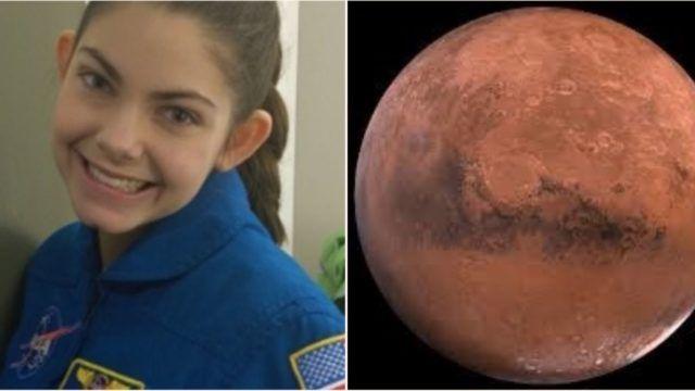 INCREDIBIL! Cati ani are tanara pe care NASA vrea sa o trimita pe Marte! Au aparut deja primele glume