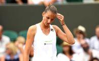 Incredibil! O singura jucatoare din TOP 10 WTA a mai ramas in cursa pentru titlul de la Wimbledon! Pliskova a fost si ea eliminata