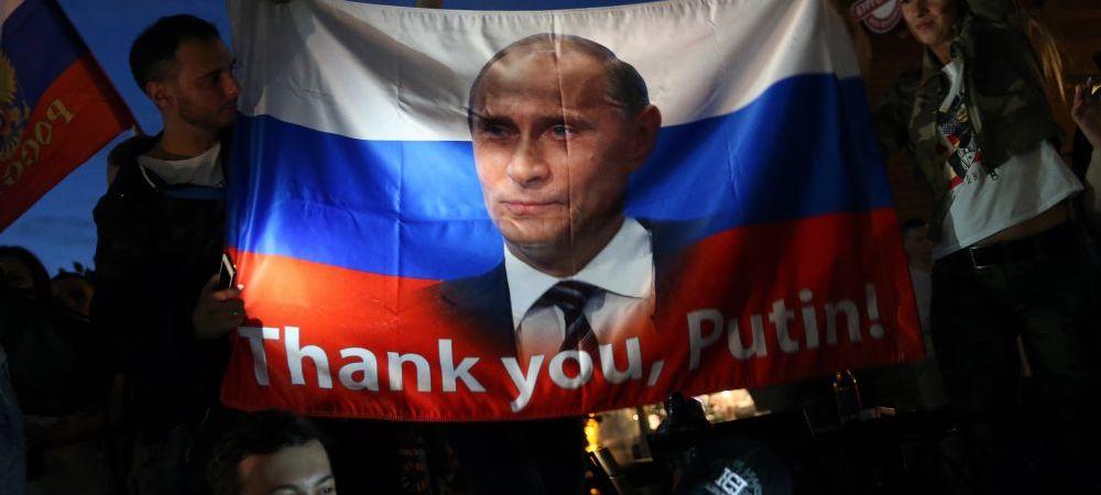 Lovitura pentru Vladimir Putin dupa eliminarea Rusiei de la Cupa Mondiala! De ce este acuzat presedintele