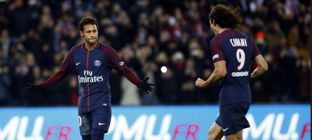 Anuntul momentului dupa ce Neymar i-a cerut sa PLECE de la PSG! Unde poate ajunge Cavani