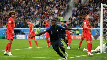 FRANTA 1-0 BELGIA CUPA MONDIALA 2018 | N-a fost hazard, ci un moment de geniu al lui Umtiti! Franta e in MAREA FINALA A MONDIALULUI! Toate fazele sunt aici
