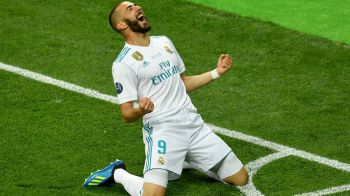 """Benzema si-a anuntat si el plecarea de la Real Madrid: """"Am fost mandru sa apar emblema clubului"""". Unde va juca"""