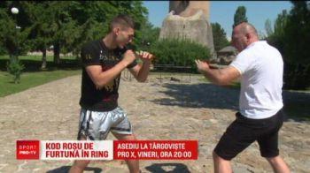 E cod rosu de bataie la Targoviste! Bestiile care se antreneaza cu Bonjasky si Badr Hari vin sa lupte in Romania