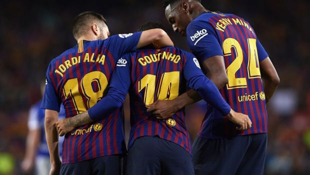 Transferul prin care Barca vrea sa dea KO Realului: a inceput negocierile pentru jucatorul la care viseaza Perez
