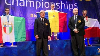 O sportiva de 11 ani din Turda a devenit campioana mondiala la karate