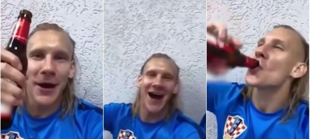 """SPITALUL DE URGENTA :) Iertat de FIFA dupa ce a cantat """"Glorie Ucrainei"""" si a starnit furia rusilor, Vida a recidivat! Ce a facut acum"""