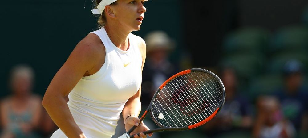 """Simona Halep mai are o sansa la Wimbledon! """"Titlul"""" pe care-l poate cuceri romanca la Londra"""