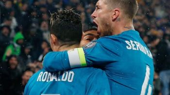 """Cristiano Ronaldo la Juventus! Mesajul trimis imediat de Sergio Ramos: """"Ti-ai castigat locul in istoria clubului!"""""""