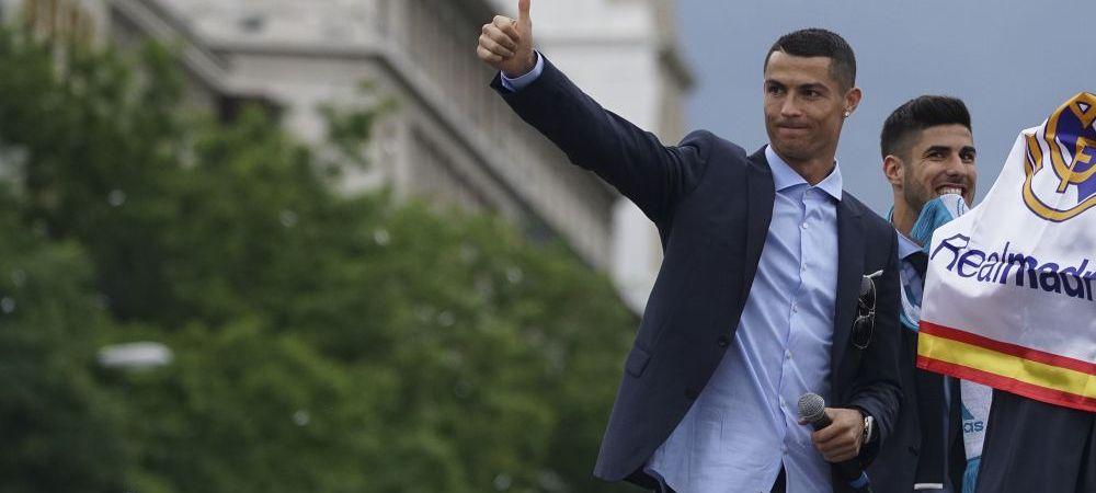 """Mesajul de ADIO al lui Cristiano Ronaldo pentru Real Madrid: """"A venit momentul unui nou capitol in viata mea!"""" Cum si-a explicat decizia"""