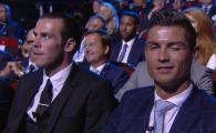 """""""Iti multumim ca ai jucat in cea mai buna liga din lume!"""" Mesajul ligii spaniole pentru Ronaldo"""