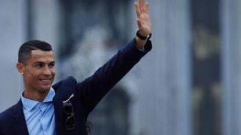 """Cristiano Ronaldo, asteptat cu bratele deschise la Torino: """"Abia astept sa lucrez din nou cu tine""""! Mesajul unui jucator al lui Juventus"""