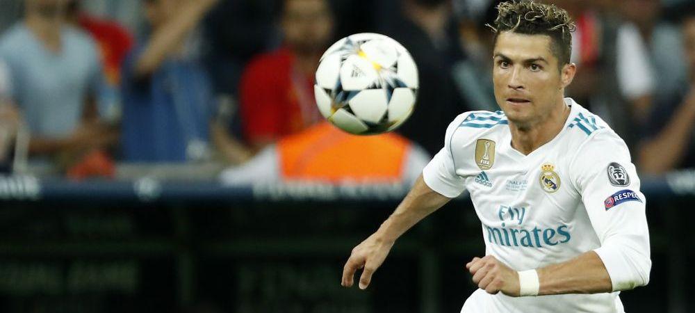 """CE SE INTAMPLA?! O echipa din Ligue 1 a anuntat ca l-a IMPRUMUTAT pe Cristiano Ronaldo de la Juventus: """"Bine ai venit!"""""""