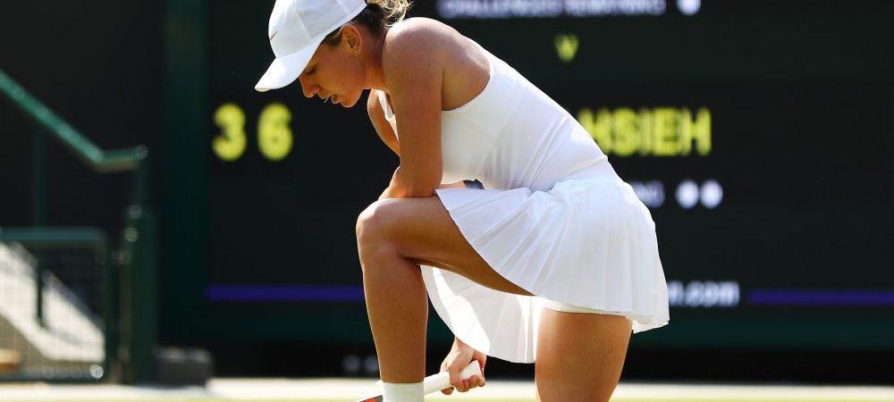 """""""Este inacceptabil!"""" Reactia unei campioane de la Wimbledon dupa eliminarea Simonei Halep"""