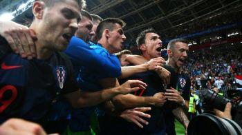 "CROATIA 2-1 ANGLIA CUPA MONDIALA 2018 | ""England is coming home!"" CALIFICARE FABULOASA pentru Croatia! Mandzukic marcheaza in prelungiri si duce echipa in finala mondiala, unde va intalni Franta!"