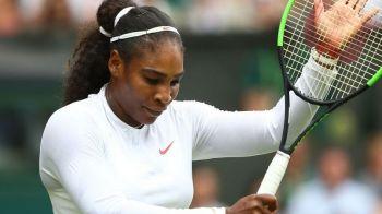 Un nou record pentru Serena Williams! Ce a reusit dupa ce s-a calificat in semifinalele Wimbledon