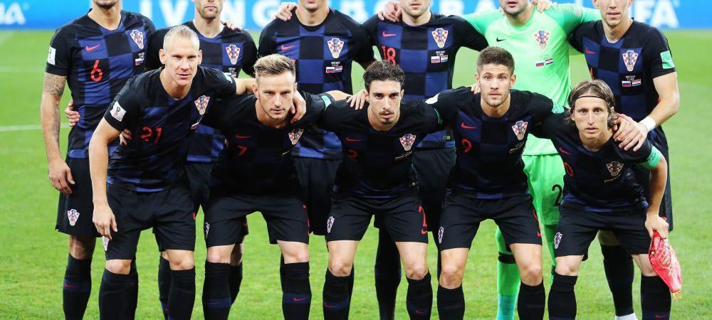 CROATIA - ANGLIA, CUPA MONDIALA 2018 | Croatii vor sa provoace BREXIT in fotbal! Toata tara se opreste in timpul semifinalei