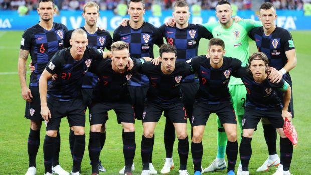 CROATIA - ANGLIA, CUPA MONDIALA 2018   Croatii vor sa provoace BREXIT in fotbal! Toata tara se opreste in timpul semifinalei