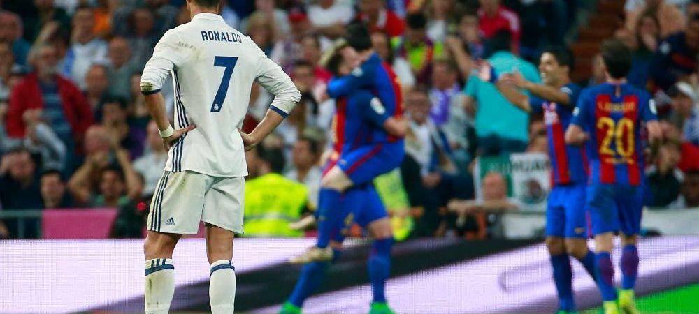 "Motivul plecarii lui Cristiano Ronaldo de la Real a fost descoperit! ""E obsedat sa-l bata pe Messi"""