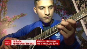 Vrea sa fie campion la BOX si il are ca idol pe Umtiti din nationala de fotbal a Frantei! Povestea lui Samuel