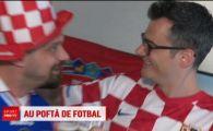 Croatii din Bucuresti muncesc in ziua marelui meci de la Mondial! O sa aiba liber un an daca vor castiga finala