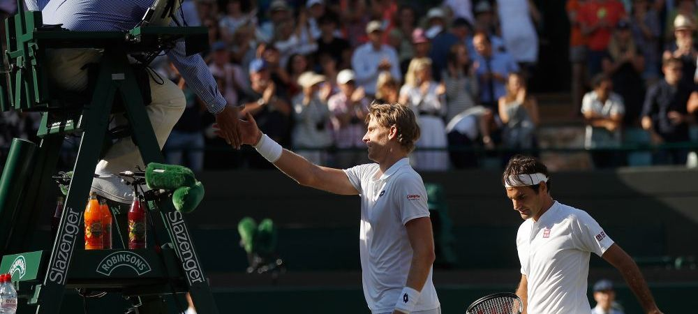 Federer eliminat DRAMATIC, Nadal a scapat ca prin minune! Cum arata semifinalele masculine de la Wimbledon