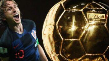 """""""Modric merita finala, Cupa Mondiala si Balonul de Aur!"""" Ziua in care lumea fotbalului se inclina in fata GENIULUI CROAT! Performanta COLOSALA a mijlocasului"""