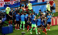 VIDEO&FOTO | Ce nu s-a vazut la TV: astea sunt IMAGINILE MONDIALULUI! Ce s-a intamplat imediat dupa golul care a dus Croatia in finala
