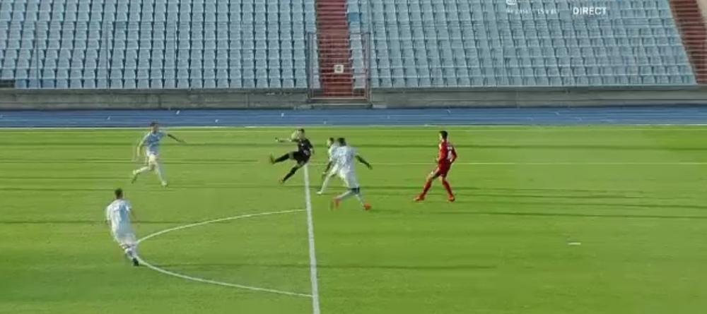 Racing Luxemburg 0-2 Viitorul! Dragus a marcat un gol SENZATIONAL, Ianis a inscris din penalty. Viitorul e la un pas de Vitesse