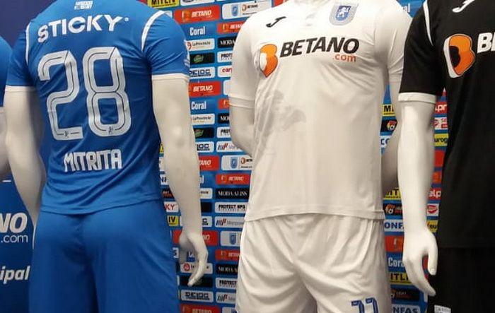 GALERIE FOTO // Craiova si-a prezentat noile echipamente pentru sezonul viitor!