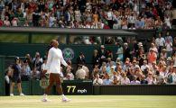 E inca REGINA PE IARBA! Serena Williams, in finala la Wimbledon dupa o victorie facila cu Julia Georges