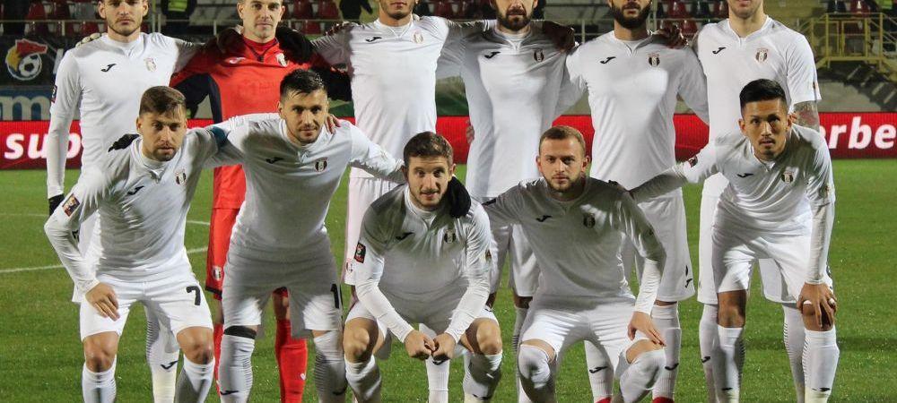 Astra Giurgiu a transferat un jucator cu meciuri in Ligue 1! A fost prezentat oficial