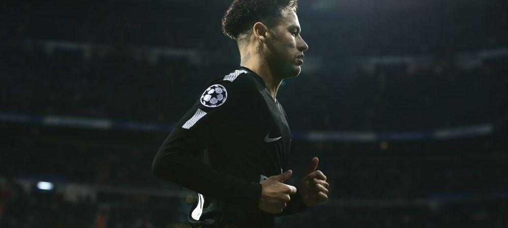 PSG contraataca in lupta cu Real Madrid pentru Neymar! Supriza URIASA pregatita de seici pentru brazilian
