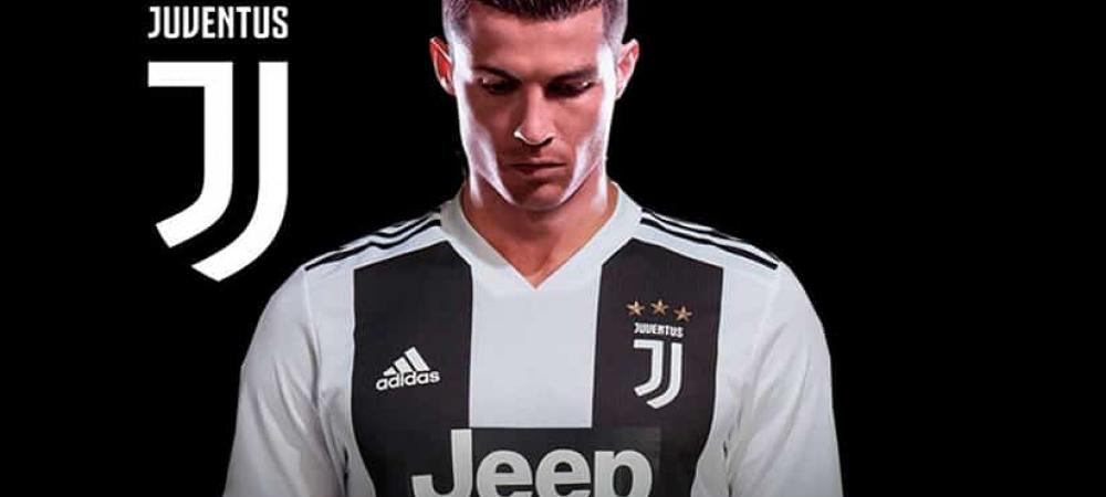 """""""MAGNETUL RONALDO!"""" Cristiano este doar inceputul la Juventus! Ce se intampla dupa transferul anului in fotbal"""