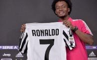 Cristiano Ronaldo face LEGEA la Juventus! Cum a reactionat Cuadrado cand a aflat ca trebuie sa-i cedeze tricoul cu numarul 7