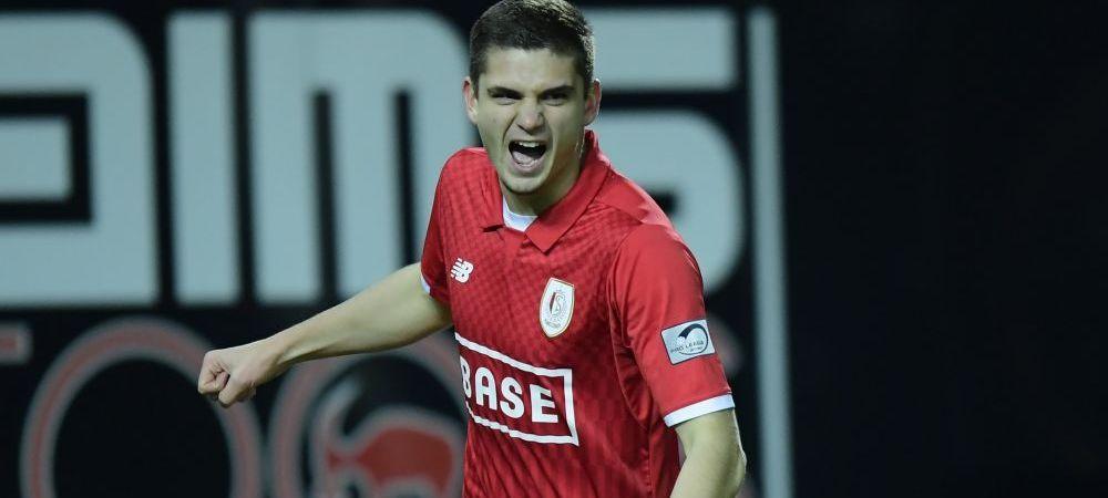 Crestere FABULOASA pentru Razvan Marin! A ajuns cel mai bine cotat fotbalist roman dupa ce i-a crescut cota cu 350% in 12 luni
