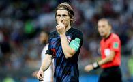 FRANTA - CROATIA, CUPA MONDIALA 2018. Declaratia cu care Modric i-a cucerit definitiv pe croati. Ce a spus despre finala
