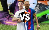 ANALIZA / Cine a castigat duelul titanilor din fotbal in acest sezon? Nike va fi campioana mondiala, Adidas a luat Champions League