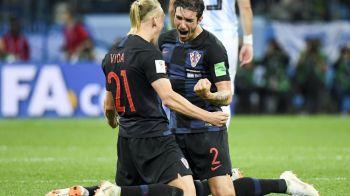 Cuplul defensiv care a dus Croatia in finala Mondialului, pe cale sa joace impreuna si la echipa de club! Oferta de 20.000.000 euro pentru Vida