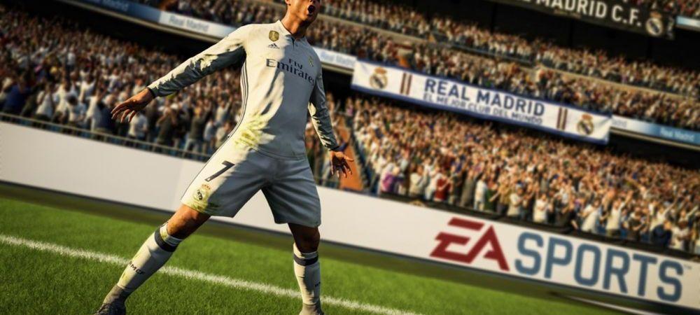 Cum se schimba FIFA 19 dupa transferul lui Ronaldo la Juventus! Transferul a surprins chiar si pe EA Sports