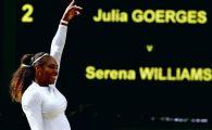 """""""Ar trebui sa fie presedintele SUA"""". Reactie fabuloasa dupa ce Serena Williams a revenit in finala de la Wimbledon"""