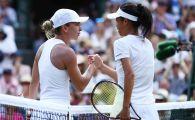"""Taiwaneza care a eliminat-o pe Halep de la Wimbledon: """"Vrem tehnologia VAR si in tenis!"""""""