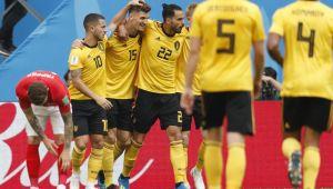 BELGIA - ANGLIA 2-0 CUPA MONDIALA 2018 | Belgia prinde podiumul in Rusia! RECORDUL STABILIT de belgieni in timpul meciului