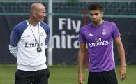 Unde s-a transferat fiul cel mare al lui Zidane dupa ce fostul Balon de Aur a plecat de la Real Madrid